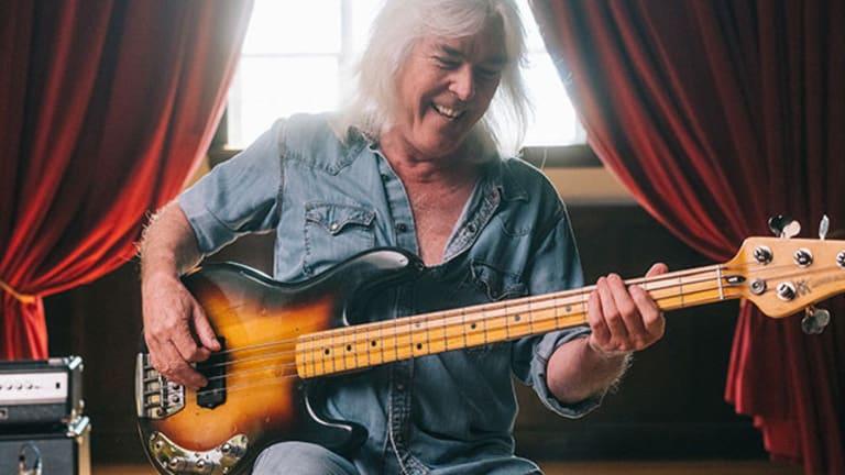 Music Man Announces the Cliff Williams Icon Series StingRay Bass