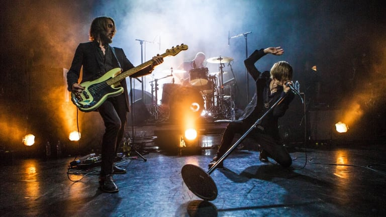 Refused to Release 'The Malignant Fire' EP