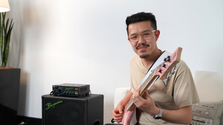 Bergantino Audio Systems Welcomes Daniel Sing to Their Family of Artists