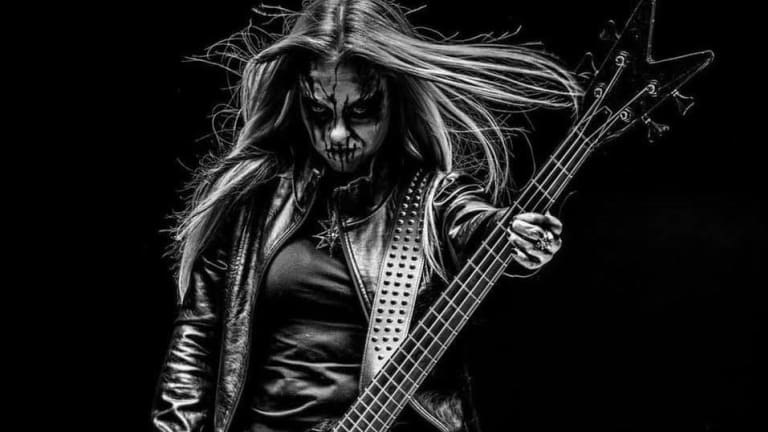 Nervosa Announces Fourth Studio Album Featuring New Bassist Mia Wallace