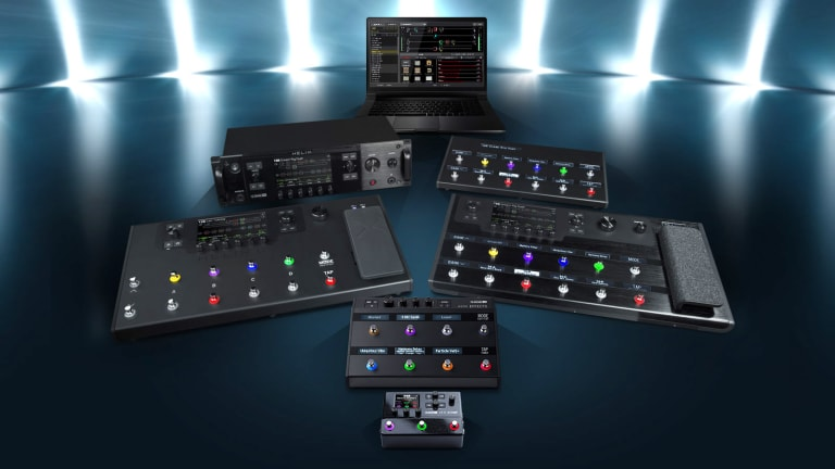 Line 6 Releases Helix 3.0