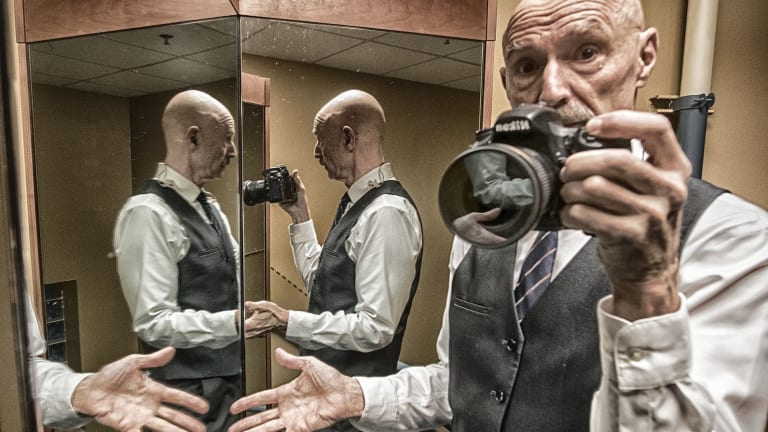 """Tony Levin to Release New Book """"Images from a Life on the Road"""""""