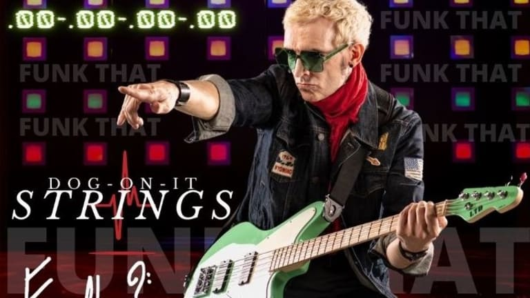 """Dog-On-It Strings to Release """"Freekbass Signature Bass Strings"""