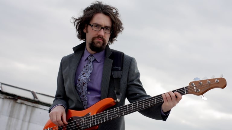 Bass Magazine Check-In With Nathan Peck