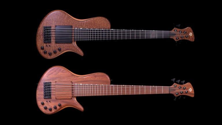 Adamovic Announces the Katana Bass