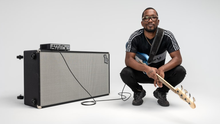 "Bass Magazine Check-In With Keithen ""Bassman"" Foster"