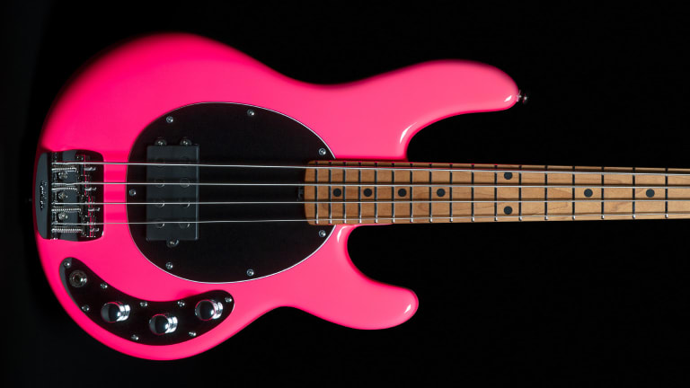 Exclusive Short Scale StingRay Basses Now Available in The Ernie Ball Vault