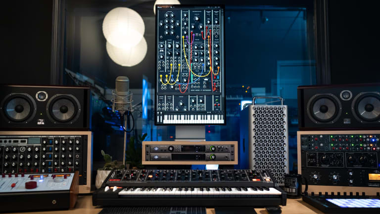 Moog Releases Model 15 Modular Synthesizer App