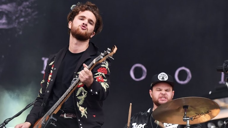 Royal Blood Unveils Title Track From Upcoming Album 'Typhoons' (Listen)