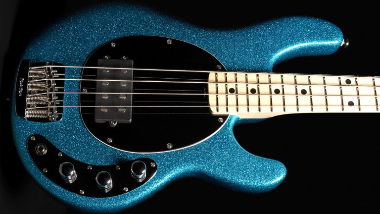 Music Man Releases New Short Scale Stingrays With Exclusive Finishes