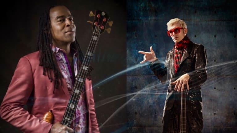 "Freekbass and Doug Wimbish Release Collaboration ""Brainwave"" (Listen)"