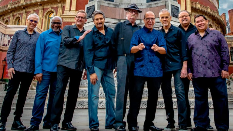 Tower of Power Celebrates 50 Years With Star-Studded Live Album
