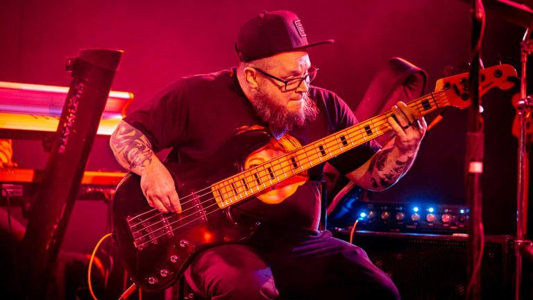 Wes Stephenson Releases Debut Solo Album 'In Progress'