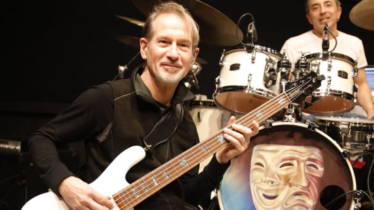 Bass Magazine Lockdown Check-In With Graham Maby