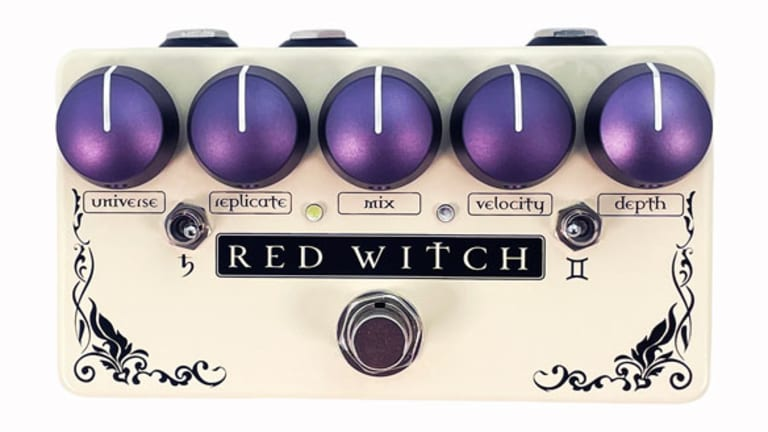Red Witch Pedals Unveils the Binary Star Time Modulator