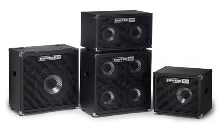 Hartke Unveils HyDrive HL Series Bass Cabinets