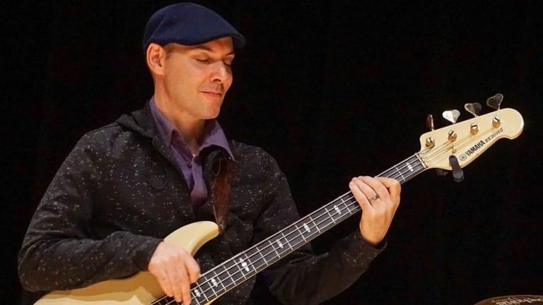 Bassist Jonathan Maron Releases Debut Solo EP
