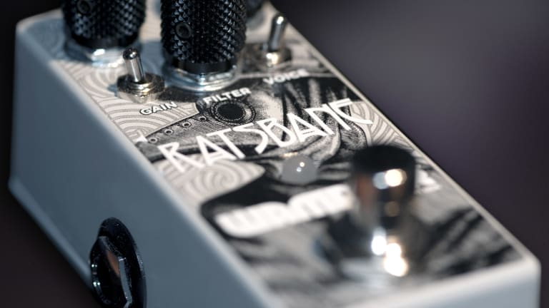 Wampler Pedals Releases the Ratsbane
