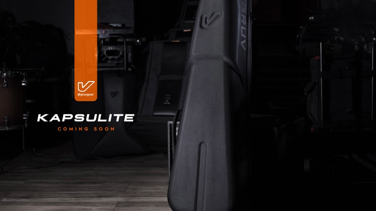 Gruv Gear Announces New Kapsulite Bass Guitar Bag