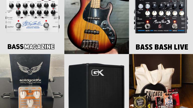 Bass Bash Live Giveaways