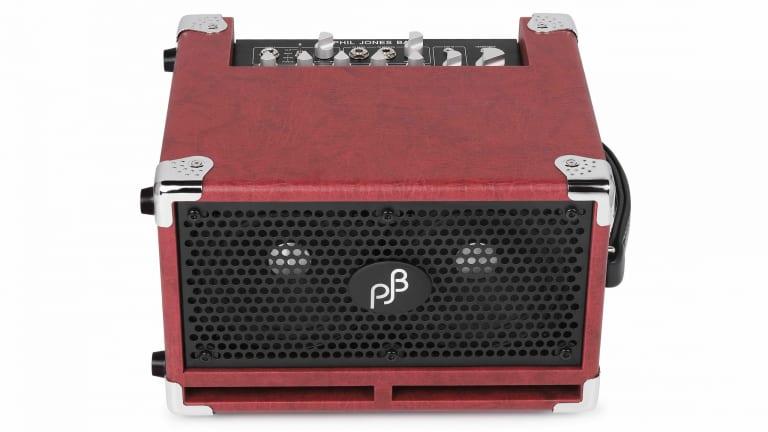 Phil Jones Bass Unveils The Cub Pro Model BG-120
