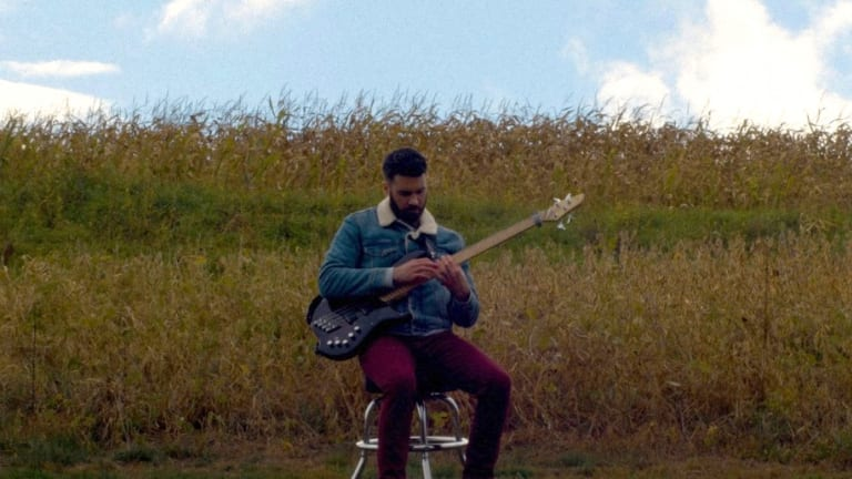 Shane Lentz Releases Second Album, The Solitude of Discovery