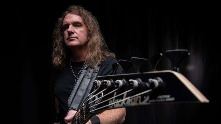 Megadeth Bassist David Ellefson Announces Release of His Award Winning Horror Film, Dwellers