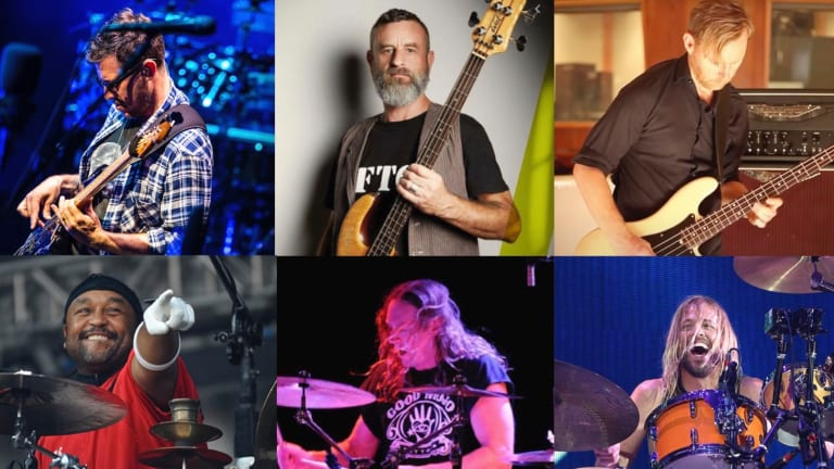 Berklee Presents Giants of Rock Rhythm and Beyond Webinar