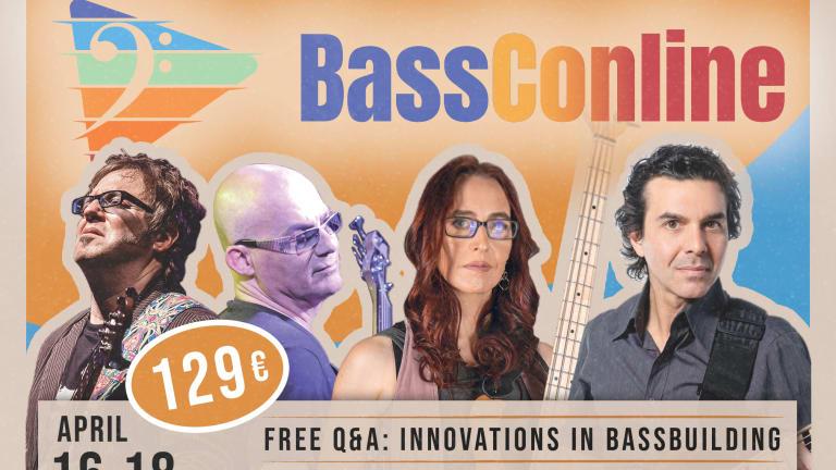 Bass Conline Returns With Third Event