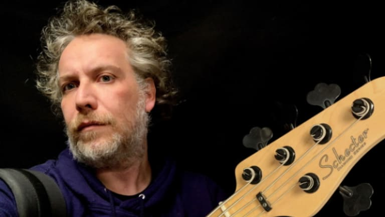 "Alberto Rigoni's ""For The Love Of Bass"" Features All-Star Bass Player Line-up"