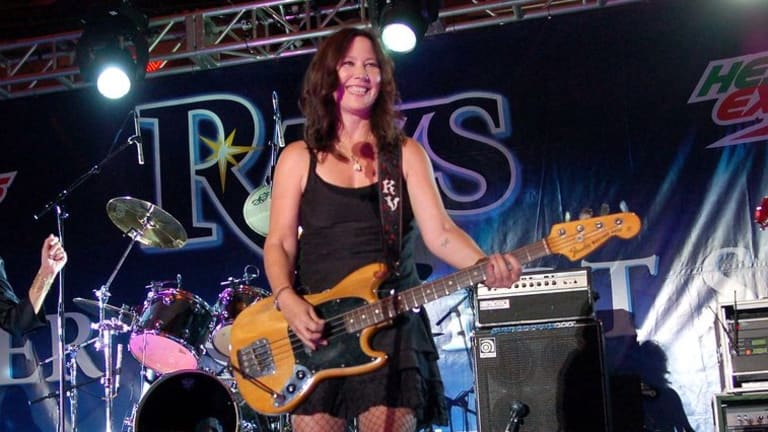 "Kathy Valentine of The Go-Go's to Release Book ""All I Ever Wanted - A Rock 'N' Roll Memoir"""