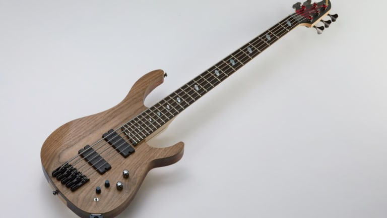 Caparison Releases the Brocken 5-Bass