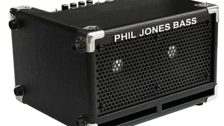 Phil Jones Bass Announces The Cub II Amp