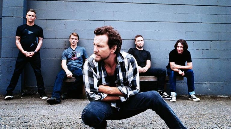 "Pearl Jam Releases First Single, ""Dance of the Clairvoyants,"" From Upcoming Album Gigaton"
