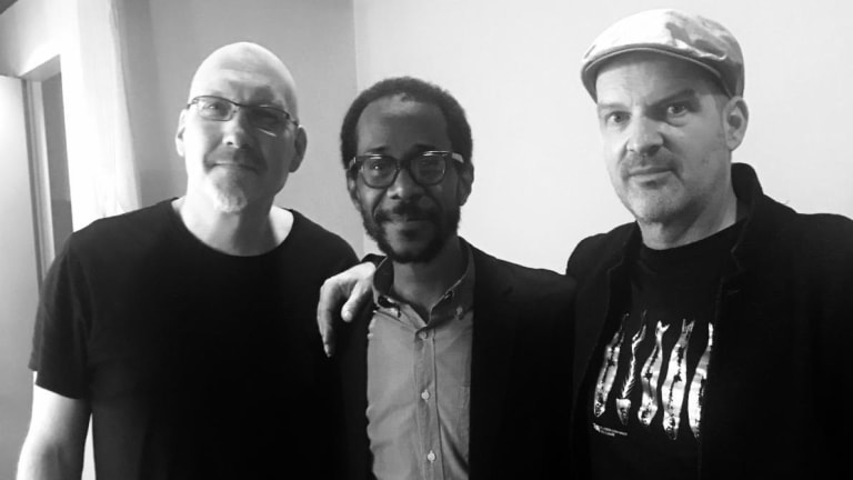 Bassist Scott Colley Joins Wolfgang Muthspiel and Brian Blade on 'Angular Blues'