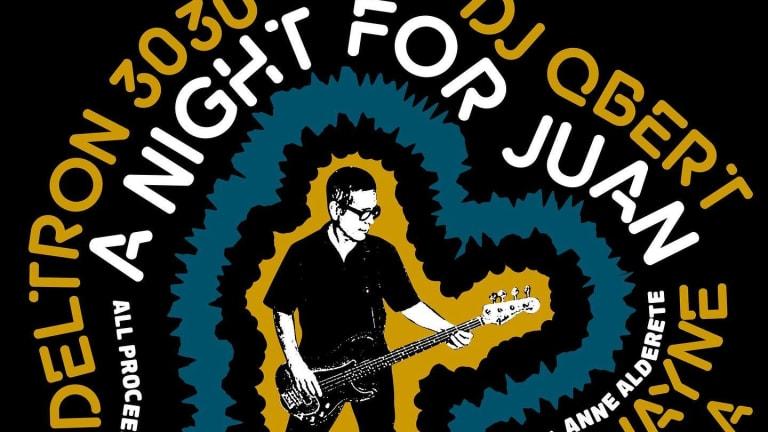 A Night For Juan: Deltron 3030, DJ Qbert, Kid Koala and More to Perform at Benefit For Juan Alderete