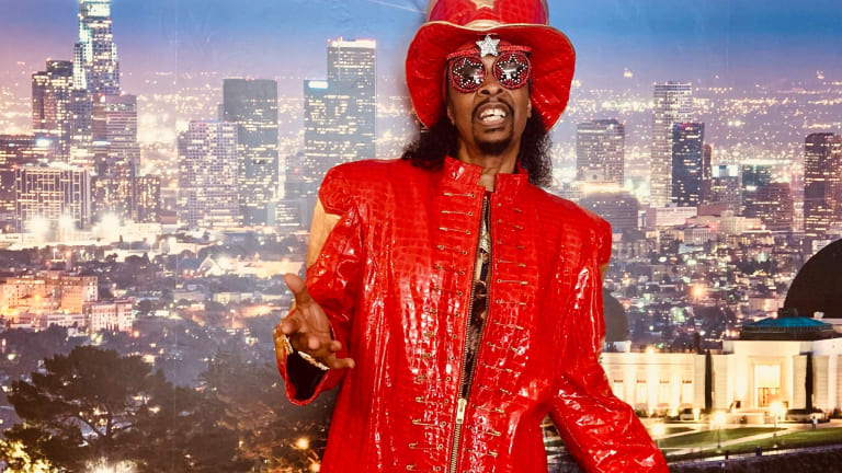 Bootsy Collins Takes on Role With New The Funk Garage Records