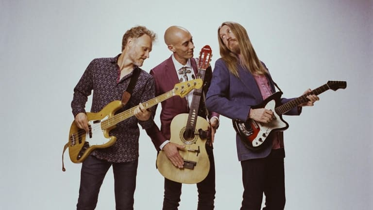 "The Wood Brothers Release Video For ""Little Bit Sweet"" (Watch)"