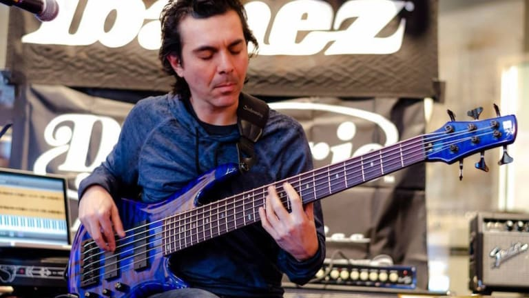 Adam Nitti Hosts Livestream Bass Hang Tonight (March 23rd at 9:00pm EST)