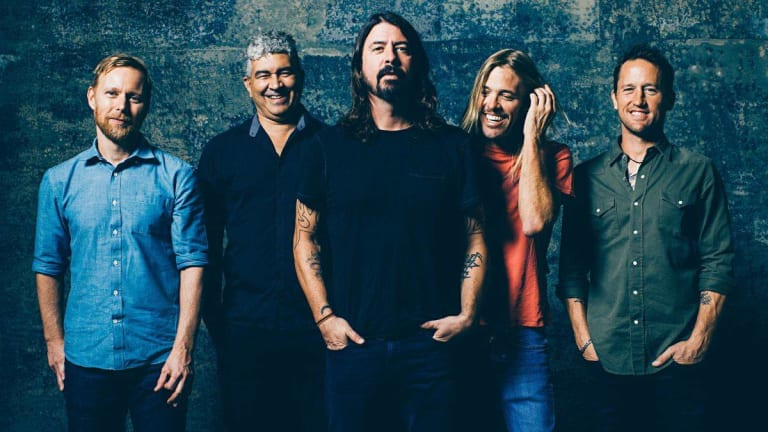 Foo Fighters Announce Rescheduled Tour Dates