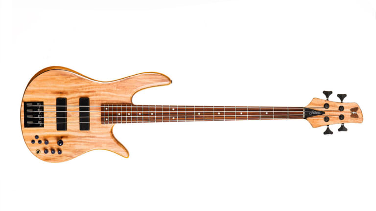 Fodera Releases 37th Anniversary Bass Model
