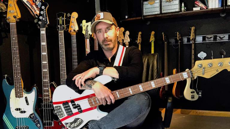 Bass Magazine Lockdown Check-In With Derek Frank