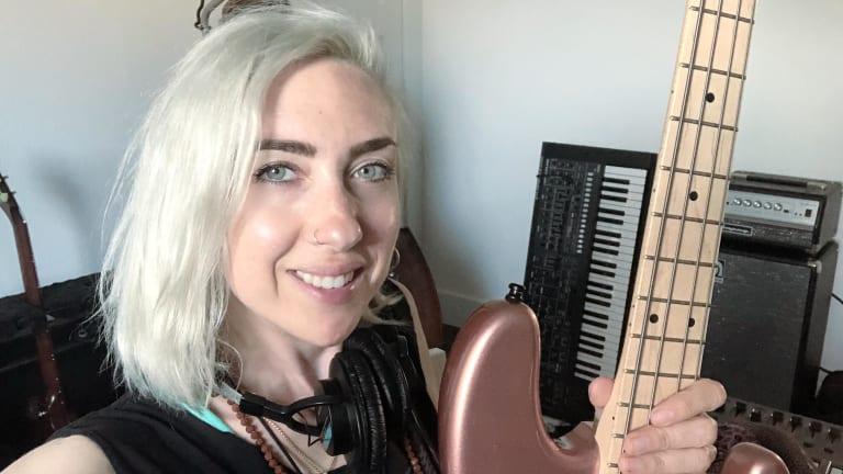 Bass Magazine Lockdown Check-In With Eva Gardner