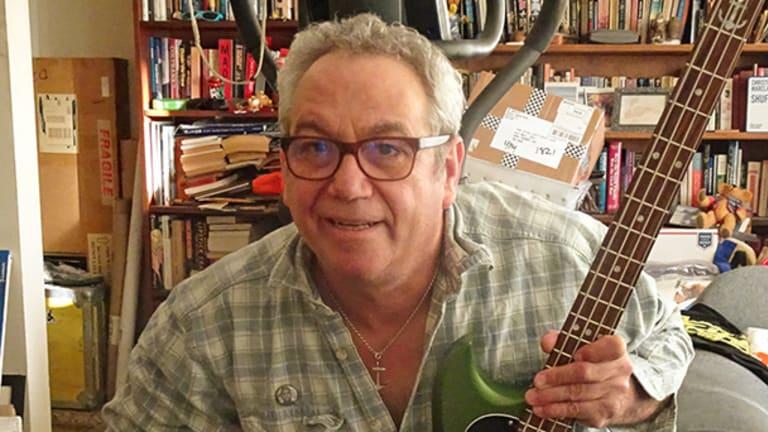 Bass Magazine Lockdown Check-In With Mike Watt
