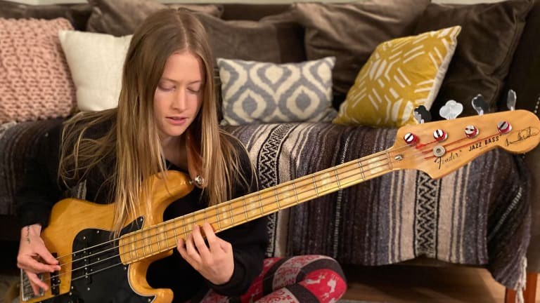 Bass Magazine Lockdown Check-In With Nicole Row