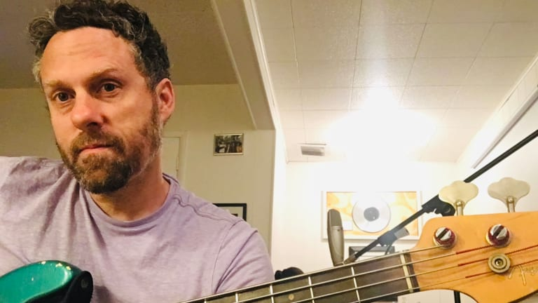 Bass Magazine Lockdown Check-In With Kaveh Rastegar
