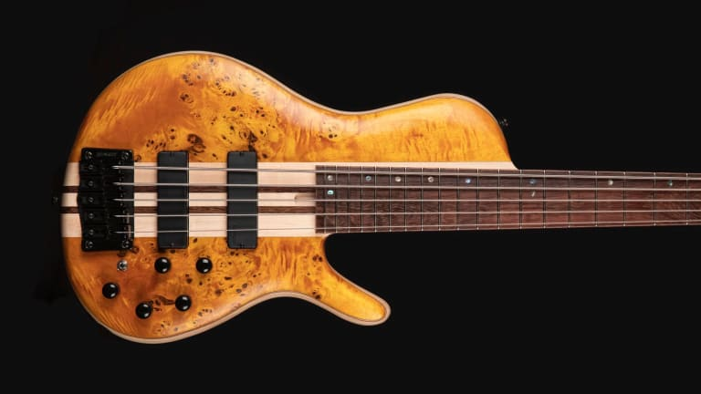 Cort Introduces A5 Plus SC Single-Cutaway Bass