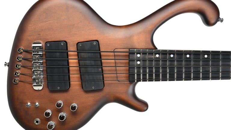 Jens Ritter Reduces Prices of Basses to Support Coronavirus Charity