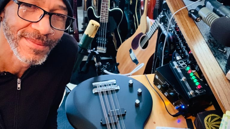 Bass Magazine Lockdown Check-In With dUg Pinnick