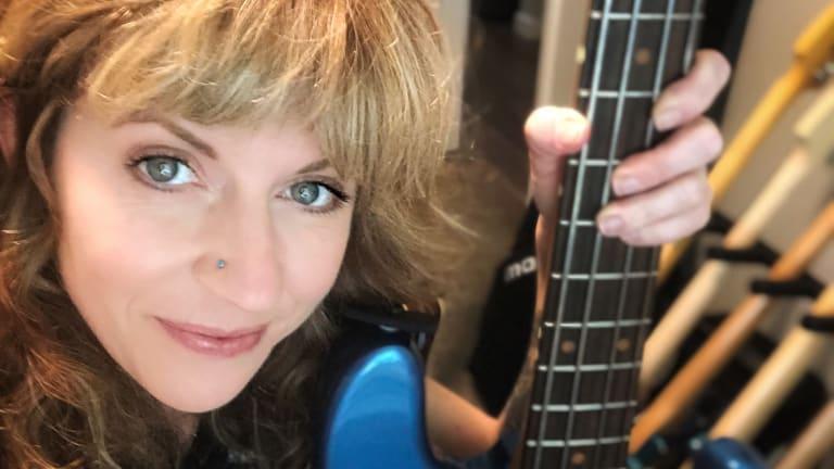 Bass Magazine Lockdown Check-In With Harmoni Kelley
